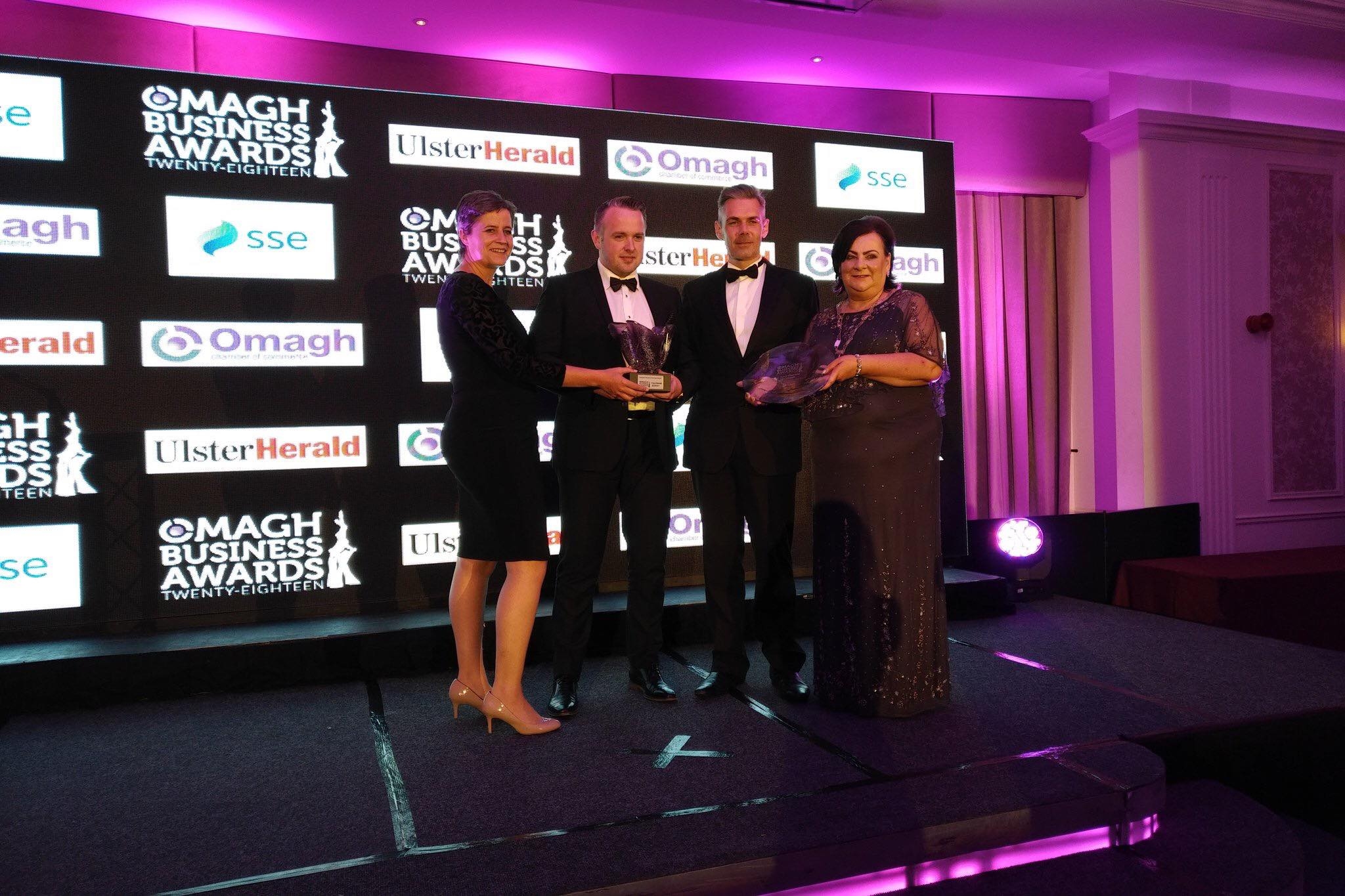 KES Group Business Person of the Year 2018