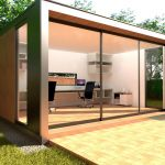 Prefabricated Garden Office
