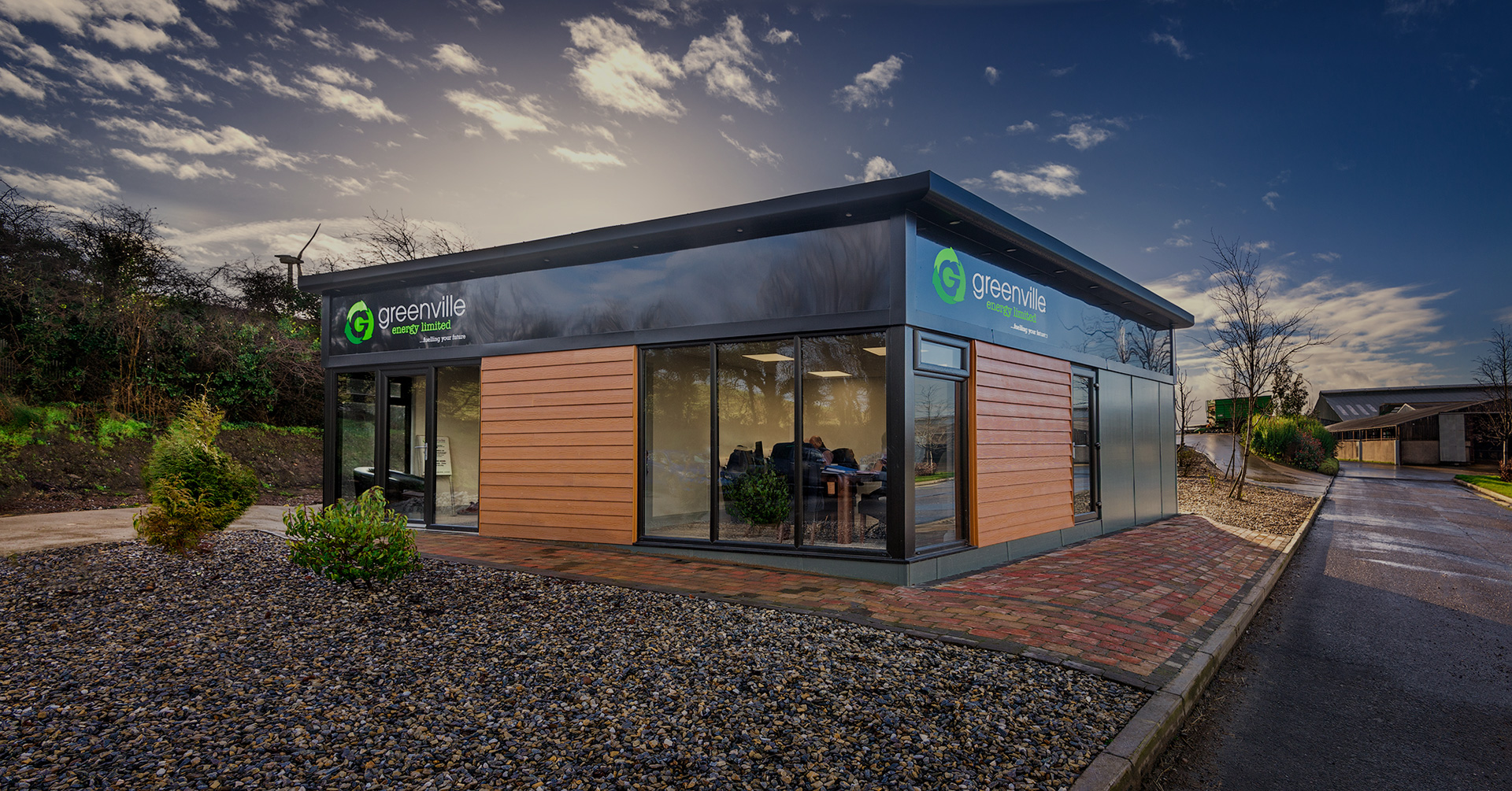 Greenville Energy Limited Prefabricated Office
