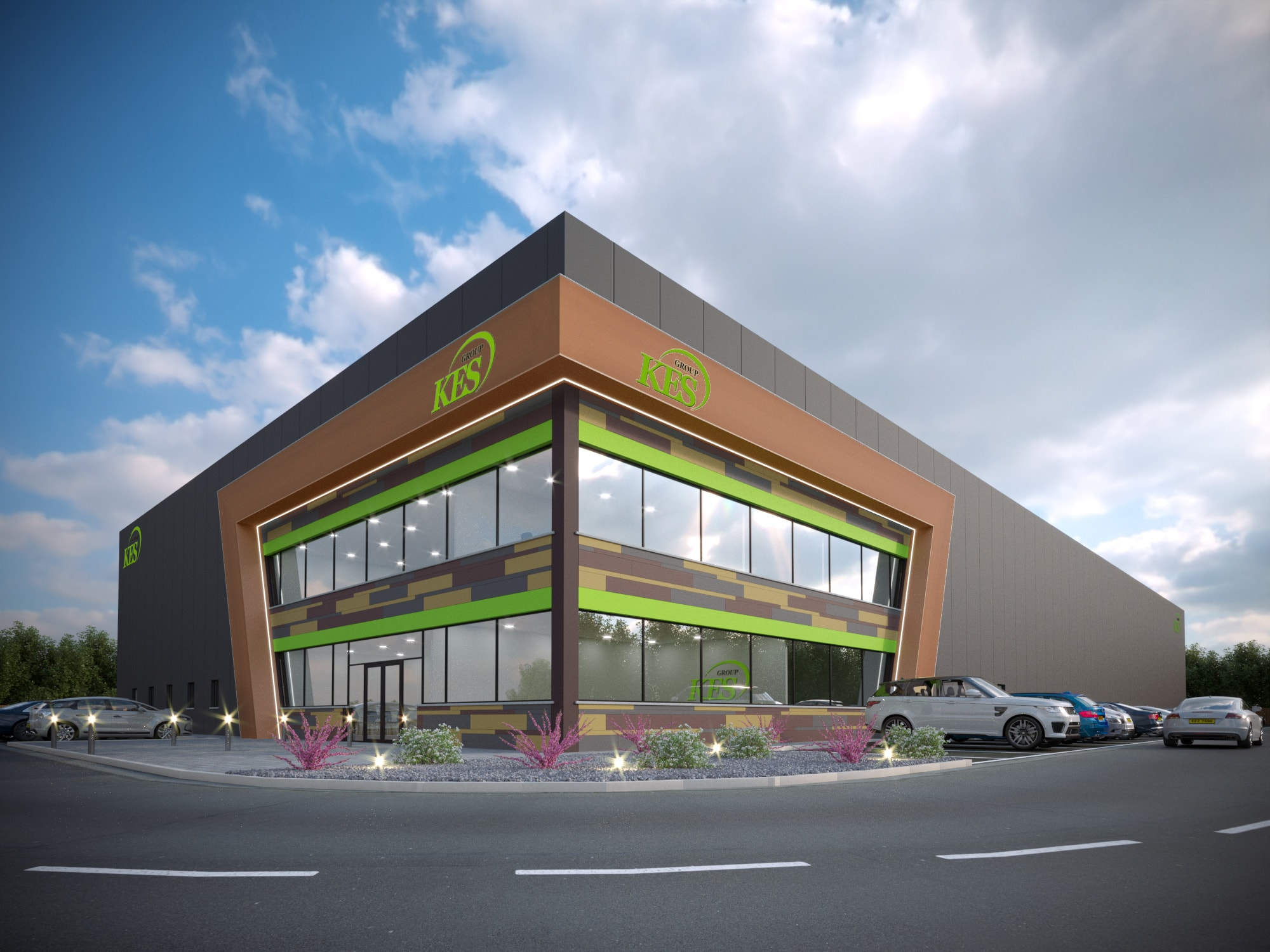 New Manufacturing Facility at Strabane Business Park