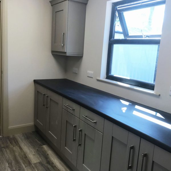 KES Group Prefabricated Office Building Kitchen