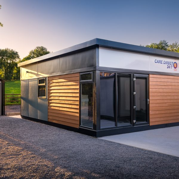 Care Direct modular office