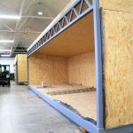 KES Group modular construction using sip panels