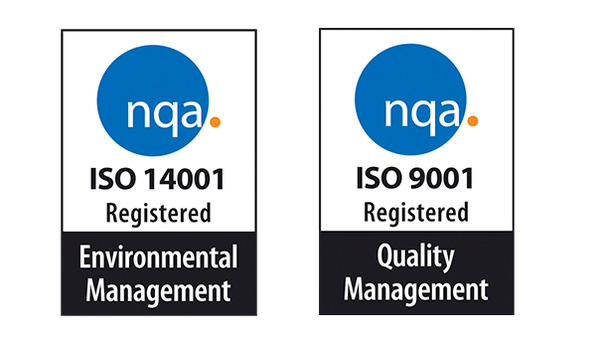 KES Group ISO Standards 14001 and 9001