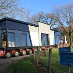 A timelapse of the Smartbuild delivery and installation process, portable buildings, KES Group