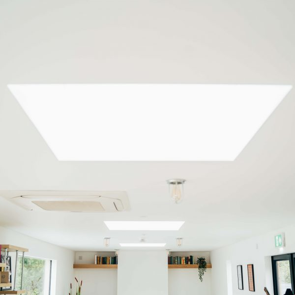 Finn Lough Reception Skylight Modular Building KES Group