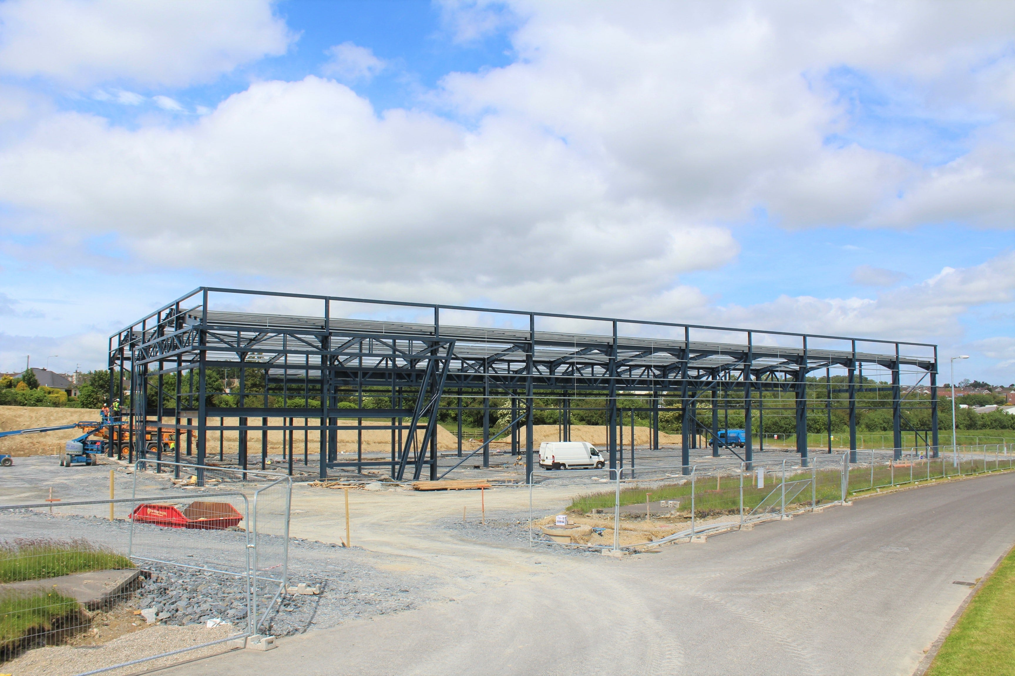 Week 10 KES Group Strabane Manufacturing Facility and Office Walter Watsons