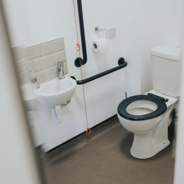 KES Group, Modular Construction Company, Disabled Compliant Toilet