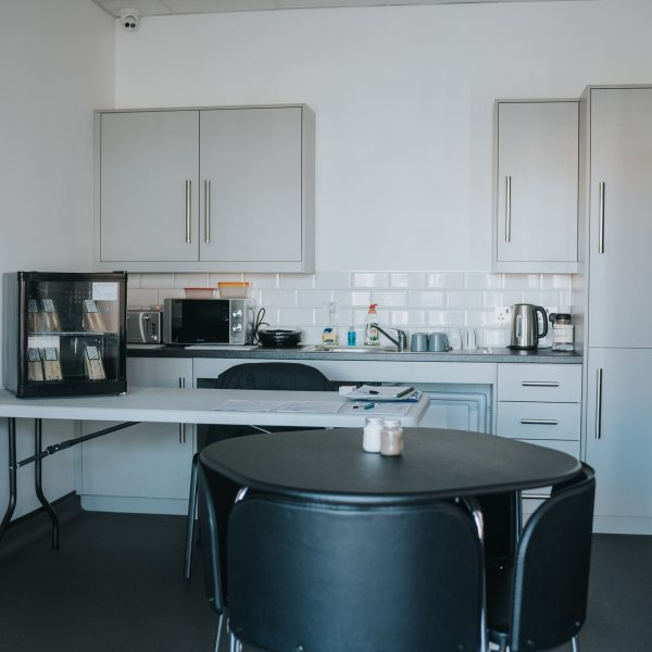 KES Group Modular Construction Company, Kitchen Fit Out