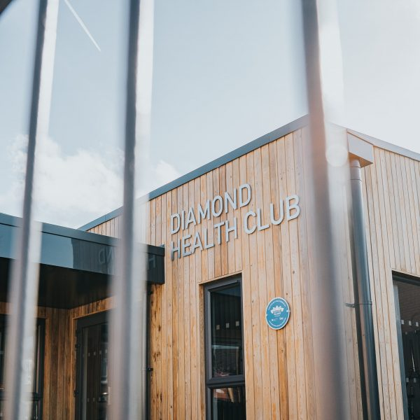 KES Group, Offsite Construction Company in Omagh, Bespoke Modular Buildings for Diamond Health Club located in Belfast