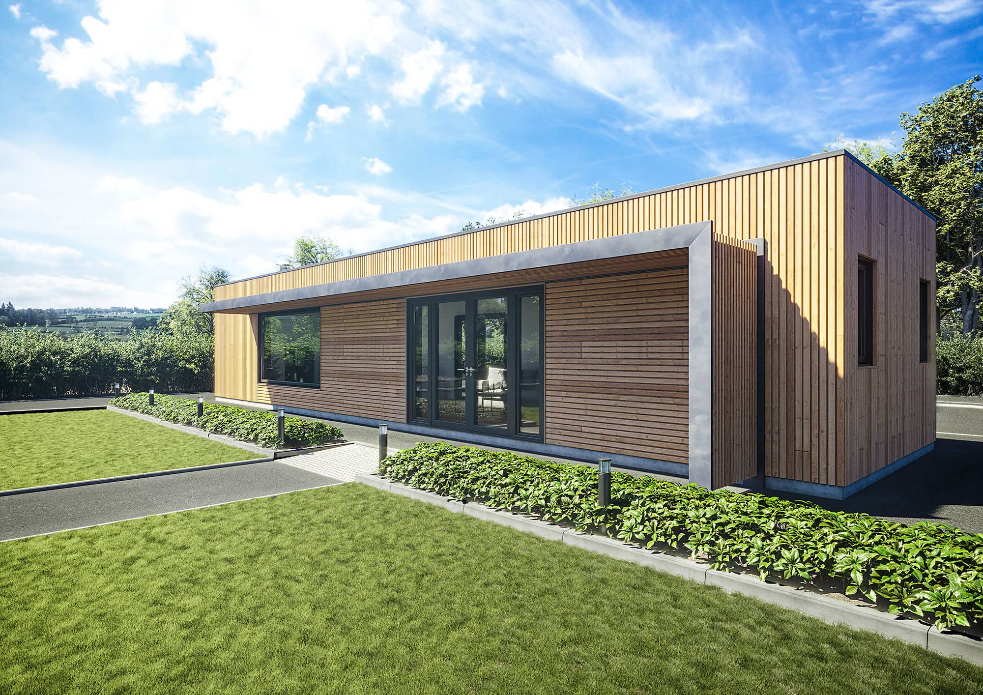 3 Reasons Why Modular Buildings are Sustainable