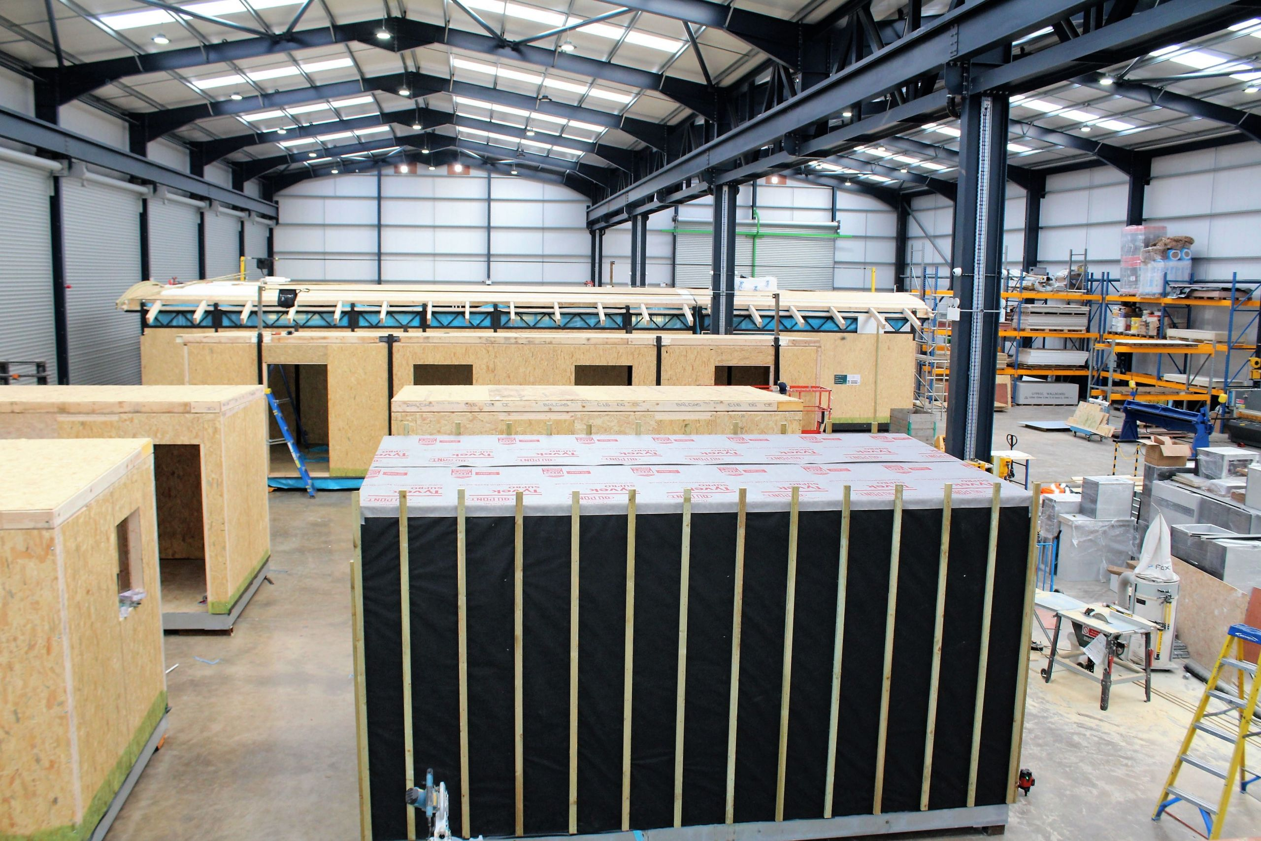 Benefits of Modular Construction, KES Group, SMARTBUILD