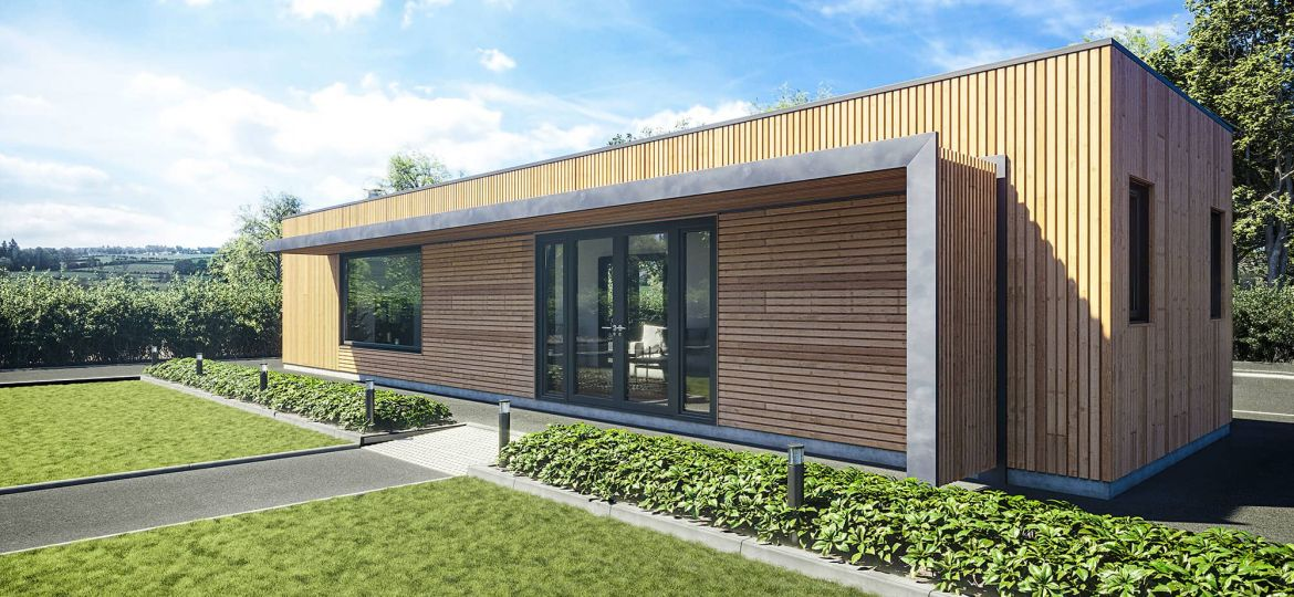 With SmartBuild, Modular construction offers sustainable environment eco-friendly buildings