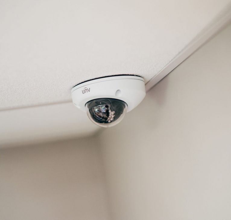 off site construction turnkey package security camera
