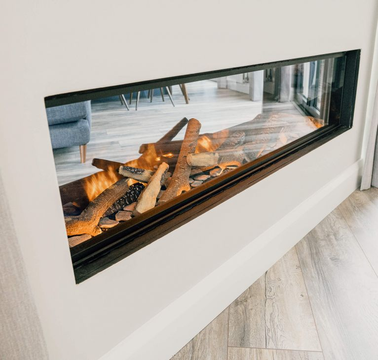 fire place electric turnkey